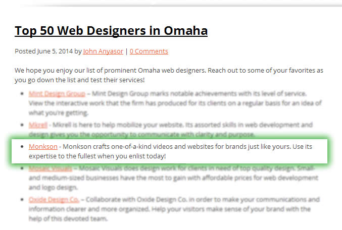 Monkson-Top-Web-Designer